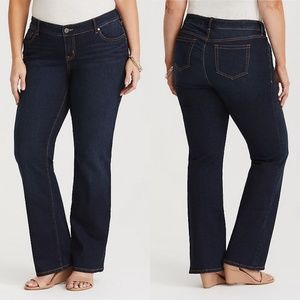 24R Torrid Relaxed Boot Jeans
